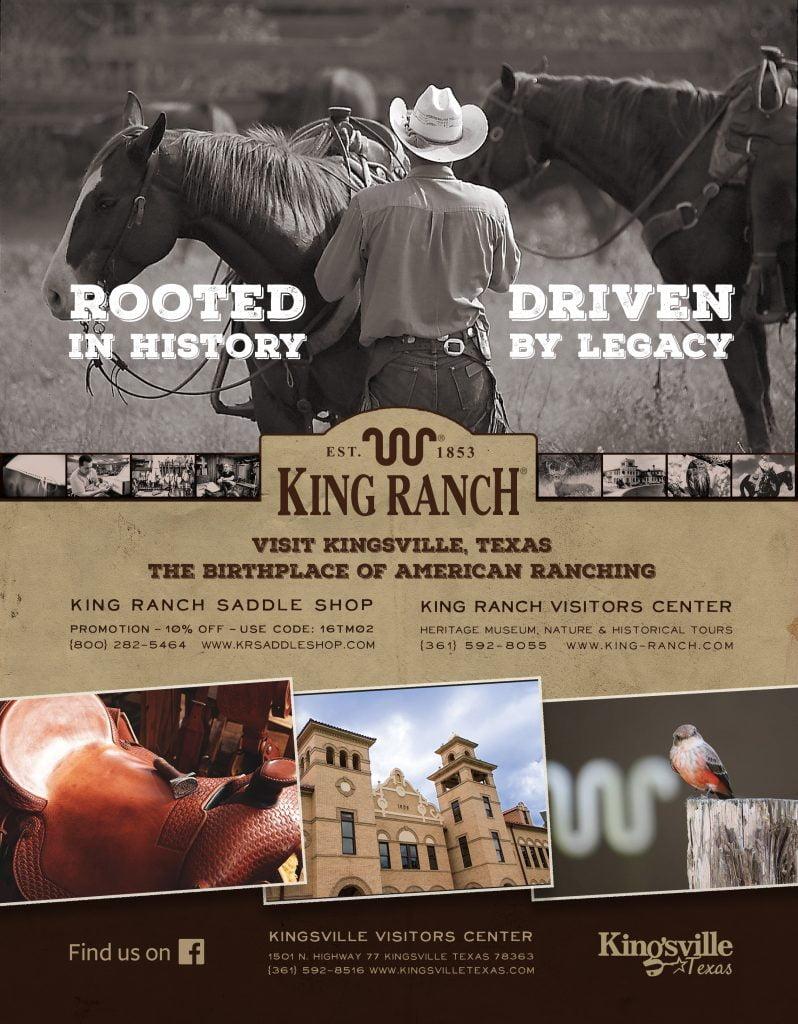 KRKVLKM Rv3 798x1024 - King Ranch Saddle Shop