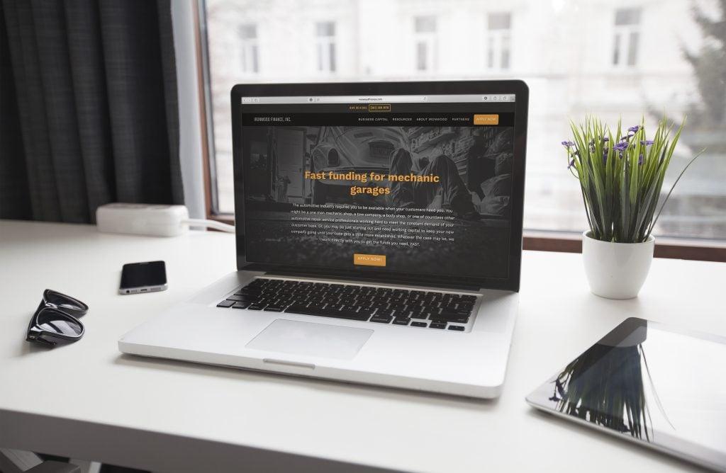 Ironwood Finance Website