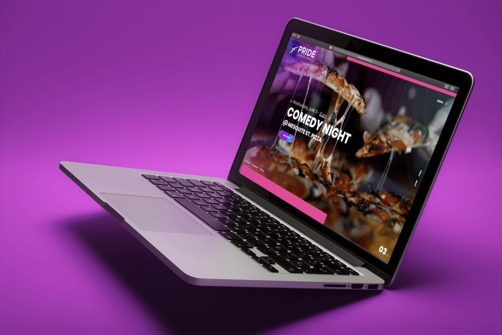 mockup featuring an angled macbook pro mockup balancing over a solid surface a20462 1024x683 - Pride Corpus Christi