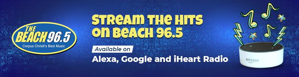 741534 The Beach on Alexa Google 2 061620 - The Beach 96.5 FM