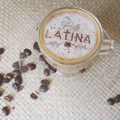 Cafe Latina Mock