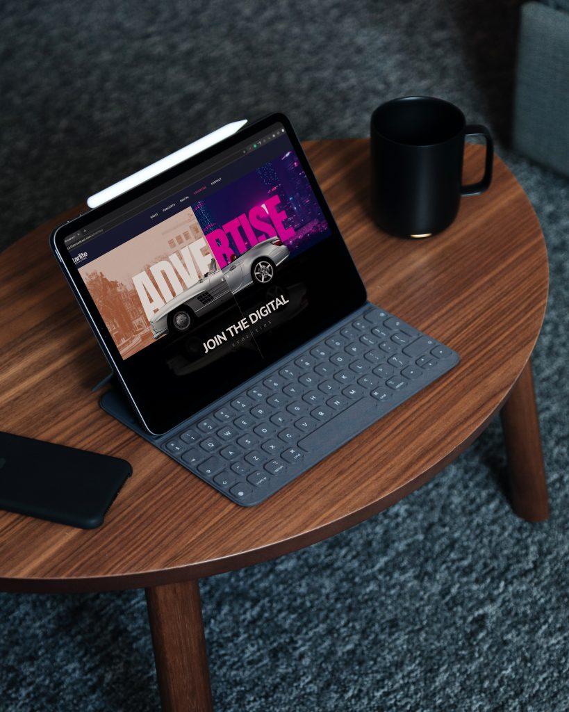 Starlite Advertise iPad 819x1024 - Starlite Broadcasting